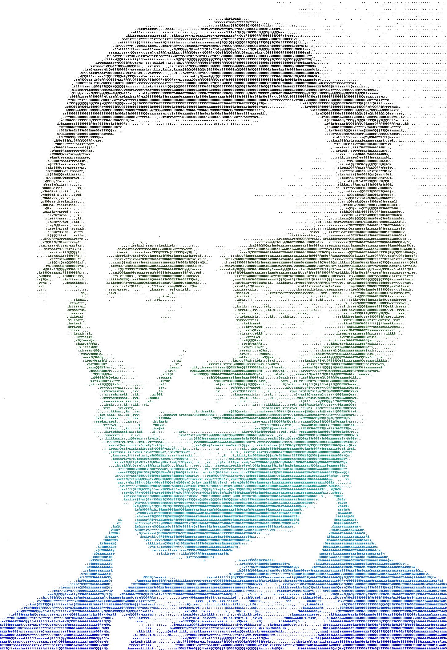Convert Photos to ASCII Arts with Python - Tinkering